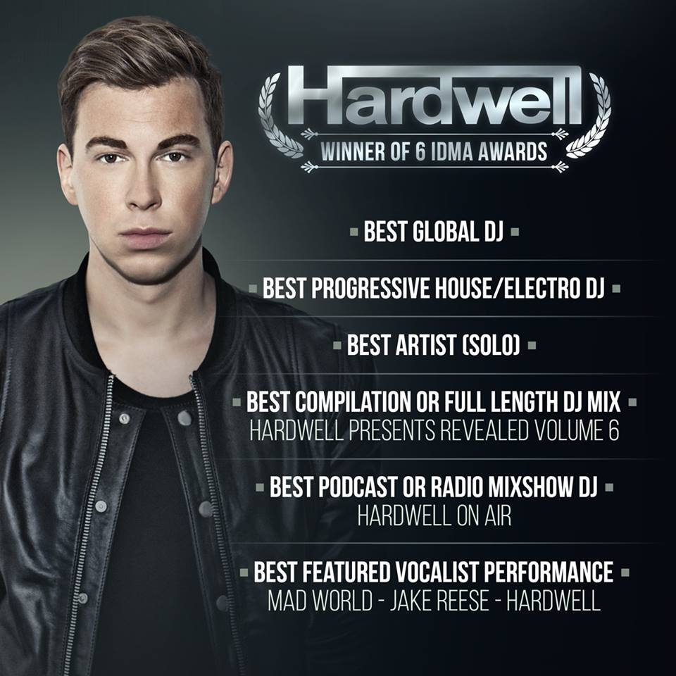 hardwell awards