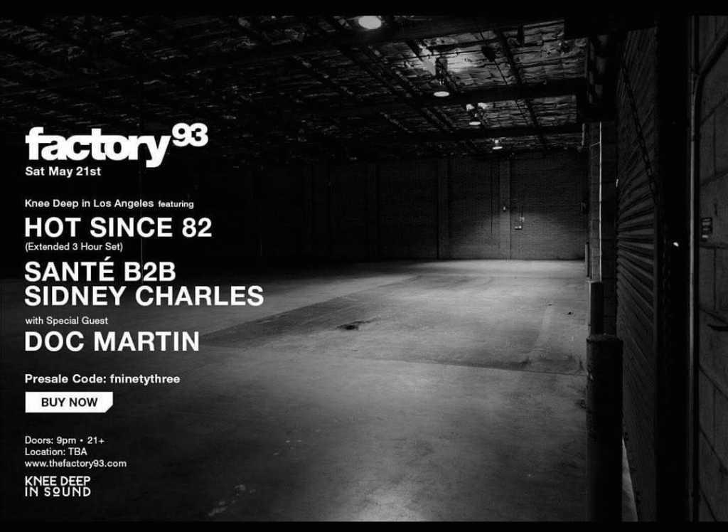 Factory 93 by Insomniac